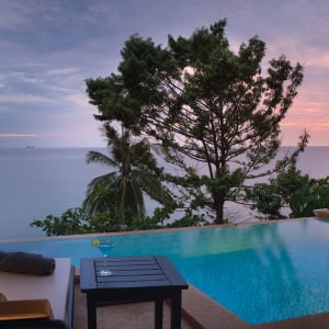 Rawi Warin Resort and Spa à Ko Lanta: Sunset Pool Villa