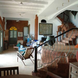 Ahilya by the Sea in Goa: Sunset Villa
