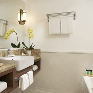 Orchard Rendezvous à Singapour: Superior   Bathroom