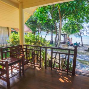 Koh Chang Paradise in Ko Chang: Superior Beach Front