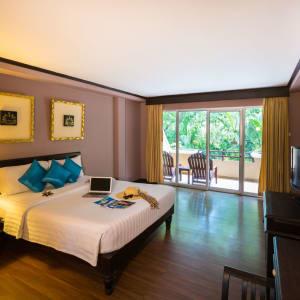 Fair House Beach Resort & Hotel à Ko Samui: Superior | Bedroom