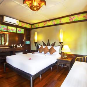 Fair House Beach Resort & Hotel à Ko Samui: Superior Bungalow | Bedroom