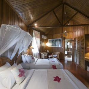 Gangga Island Resort & Spa in Manado: Superior Minahasa Bungalow