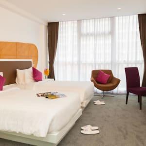 Icon Bangkok: Superior room