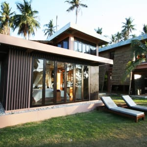 Seavana Beach Resort in Ko Mak: Superior Sea View
