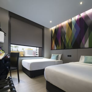 Hotel Mi in Singapur: Superior Twin