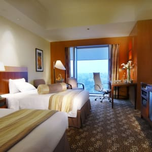 Park Plaza Beijing Wangfujing in Peking: Superior Twin