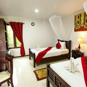 Shewe Wana Boutique Resort & Spa in Chiang Mai: Superior | Twin