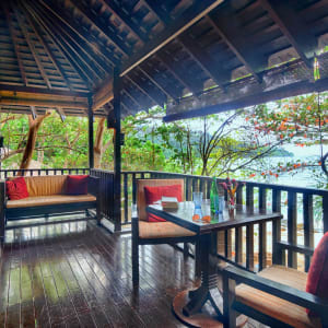 Bungaraya Island Resort in Kota Kinabalu: Superior Villa