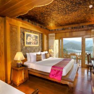 Santhiya Koh Phangan Resort & Spa in Ko Phangan: Supreme Deluxe | Bedroom
