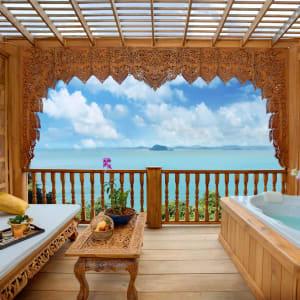 Santhiya Koh Yao Yai Resort & Spa à Ko Yao: Supreme Deluxe Sea View | Balcony