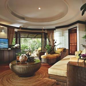 Rayavadee in Krabi: Terrace Pavilion | Living room