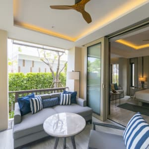 Layana Resort & Spa in Ko Lanta: Terrace Suite | Bedroom