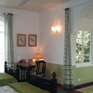 Glenburn Tea Estate à Darjeeling: The Camellia Suite