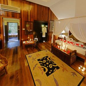 Bungaraya Island Resort à Kota Kinabalu:  Tree House Villa