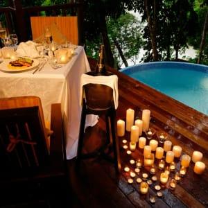 Bungaraya Island Resort in Kota Kinabalu: Tree House Villa