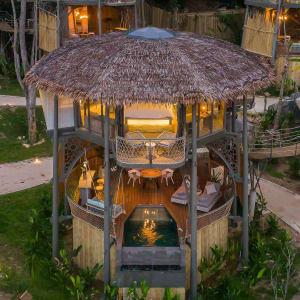 Tree House Villas Koh Yao in Ko Yao: Tree House Villa