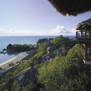 Shangri-La's Boracay Resort & Spa: Tree House Villa | Panoramic View