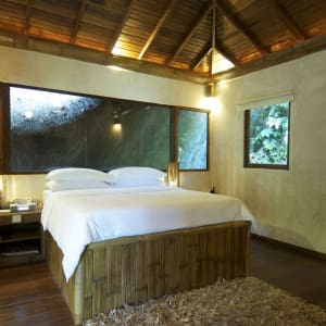 JapaMala Resort in Tioman:  Tree Top Chalet