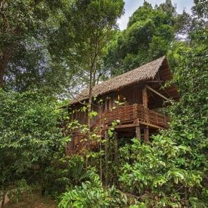 Wa Ale in Mergui Archipel: Treetop Villa