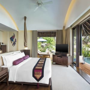 Vana Belle, a Luxury Collection Resort Koh Samui in Ko Samui: Tropical Pool Villa