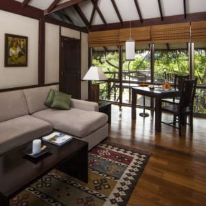 Ulagalla by Uga Escapes in Anuradhapura: Ulagalla Chalet | Living Space