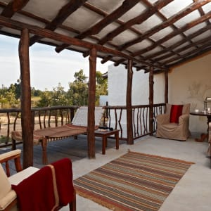 Samode Safari Lodge in Bandhavgarh: Villa