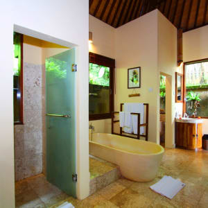 Munduk Moding Plantation Nature Resort à Nord de Bali: Villa | Bathroom