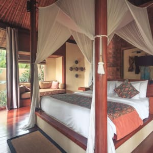 WakaGangga in Südbali: Villa Gardenview