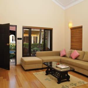 Casa de Goa: Villa | Living Room