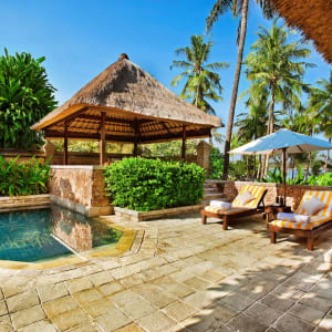 The Oberoi Beach Resort, Lombok:  Villa Oceanview Pool
