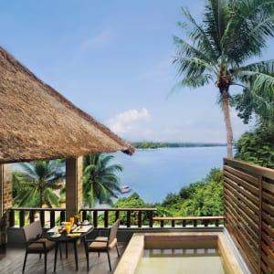 Banyan Tree Bintan: Villa_on_the_Rock_-_Pool_Side_at_Daylight