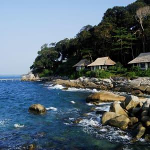 Banyan Tree Bintan: Villa On The Rocks