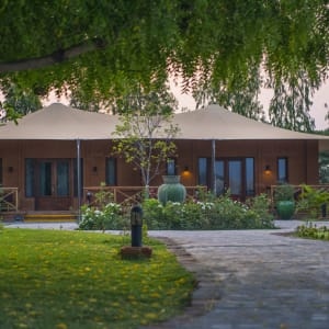 Bagan Lodge: Villa Room