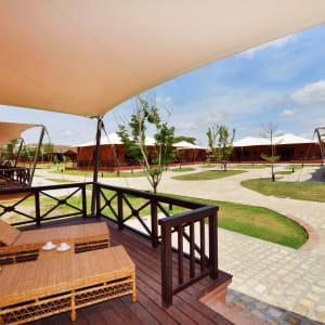 Bagan Lodge: Villa Room | Balcony Views