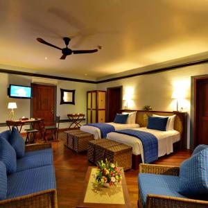 Bagan Lodge: Villa Room | Twin bed