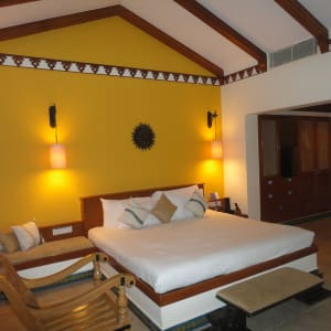 Radisson Blu Resort Temple Bay in Mahabalipuram: Villa Sea View