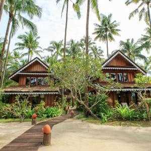 Sandoway Resort à Ngapali: Village Cottage