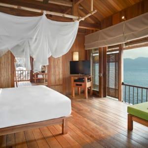 Six Senses Ninh Van Bay in Nha Trang:  Water Pool Villa
