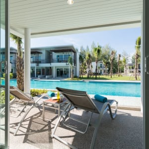 The Waters Khao Lak by Katathani: Waters Pool Access (Waters Wing)