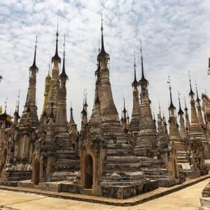 Le Myanmar authentique de Yangon: Sagar Lake Takhaung Mwetaw Pagoda