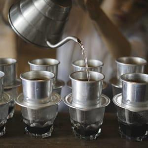 Glanzlichter Vietnam - von Saigon nach Hanoi: Saigon coffee