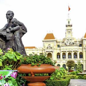 Glanzlichter Vietnam - von Saigon nach Hanoi: Saigon Ho Chi Minh City Hall