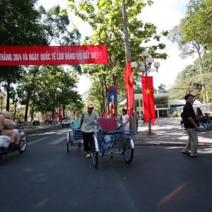 Glanzlichter Vietnam - von Saigon nach Hanoi: Saigon Street Scene