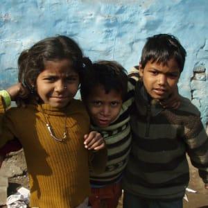 Unterwegs mit einstigen Strassenkindern in Delhi: Salaam Baalak1