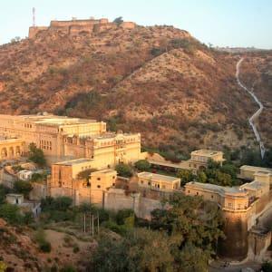 Reise zum heiligen Ganges ab Delhi: Samode: Samode Palace