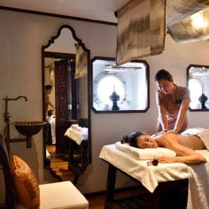 Croisières fluviales à bord du «Sanctuary Ananda» Mandalay-Bagan: Sanctuary Ananda Spa Massage