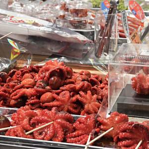 Circuit en groupe «Découverte active du Japon» de Tokyo: Seafood