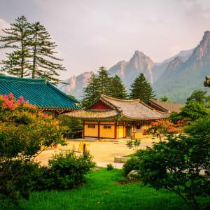 Découverte active de la Corée du Sud de Séoul: Seoraksan National Park