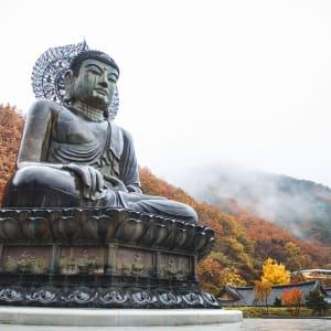 Découverte active de la Corée du Sud de Séoul: Seoraksan National Park Sinheungsa Temple